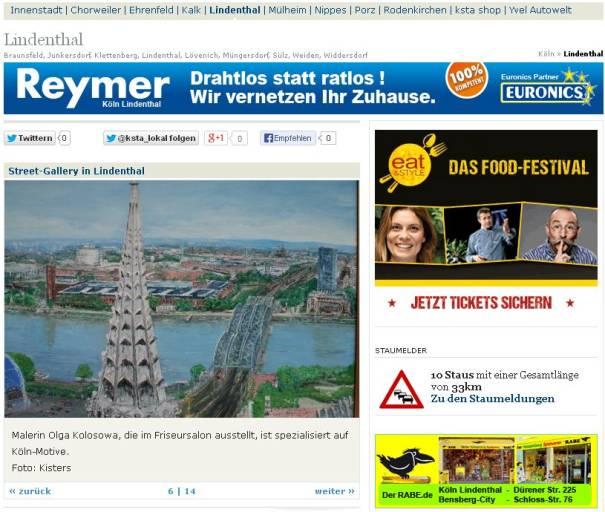 Kölner Stadtanzeige